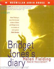 BRIDGET JONES'S DIARY - Helen Fielding (Cassette Audio Book) (Sld)