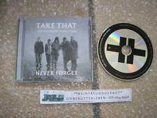 CD Pop Take That - Never Forget (19 Song) RCA SONY