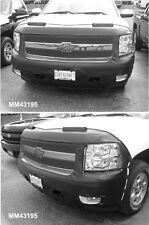 Front End Mask Car Bra Fits Chevy Silverado 1500 2007 thru. 2011 07-11