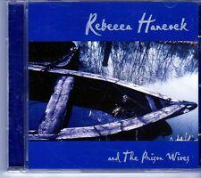 (EI569) Rebecca Hancock & The Prison Wives, Somewhere To Land - 2002 CD