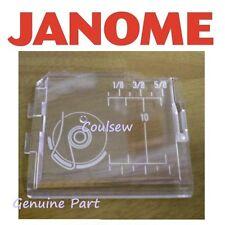 JANOME / ELNA SLIDE PLATE PLASTIC BOBBIN COVER 3050 4900 521 525s 8077 301 4100
