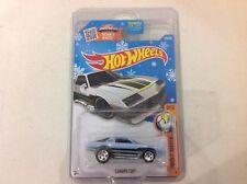Hot Wheels Customized Camaro Z28 Snow Flake card, tire swap, FREE shipping LOOK