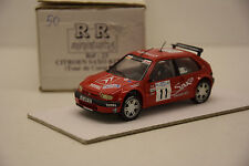 CITROEN SAXO KIT CAR CORSE 1997 RR MINIATURES 1/43 NEW IN BOX MOUNTING FACTORY