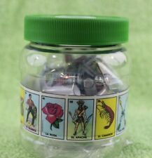 Loteria Bottle deck of 54 SMALL Images(Mexican Bingo Deck)