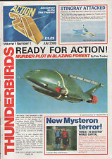 Gerry Anderson Action 21 #1 Thunderbirds Stingray Fireball XL5