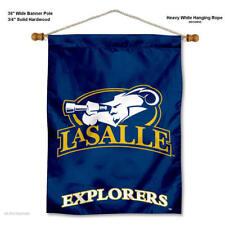 LaSalle Explorers Wall Hanging Banner