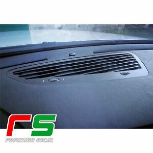 alfa romeo 159 ADESIVI diffusore bocchetta aria cruscotto cover tuning decal