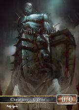 1x Germ #1 Token Custom Altered MTG (for Batterskull) New Phyrexia