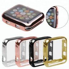 Funda de TPU ultra slim Case para Apple watch series 1 2 3 4 5 full Cover Funda protectora
