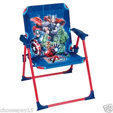 New Marvel Avengers Childrens' Kids Outdoor/Indoor Garden Foldable Patio Chair
