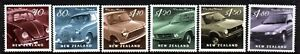 2000 NEW ZEALAND ON THE ROAD MOTOR CARS SG2329-2324 mint unhinged