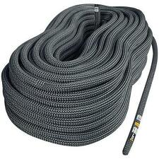 Singing Rock Black NFPA Route 44 Static Rope 10.5MM 300' - Rescue Operations