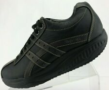 Skechers Shape Ups XT Walking Shoes Black Overhaul Fitness Toning Mens US 10.5