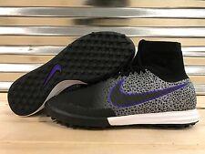 Nike MagistaX Proximo TF Turf Soccer Shoes Black Safari SZ 8 ( 718359-001 )