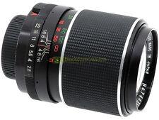 Foknon teleobiettivo 135mm. f2,8 innesto a vite M42 utilizzabile su digitali.