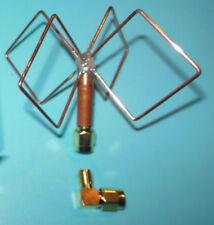 2.4 Omni BiQuad Antenna for FPV SUPER LONG RANGE BOOSTER RP-SMA