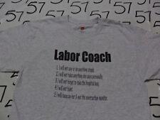 Large- Labor Coach T- Shirt