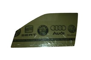 Original Seat Side Window 1L0845201A Green Front Left for Seat Toledo I