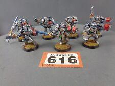 Warhammer Grey Knights Metal OOP