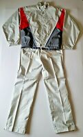 Vintage Womens Asics Track Suit Small Pants and Jacket 1980's RARE