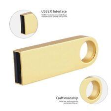 Flash Drive Metal Zinc Alloy Portable Memory Stick UDisk Storage USB Accessories