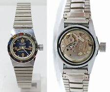 Orologio sicura diver watch a carica manuale femminile clock mechanical horloge