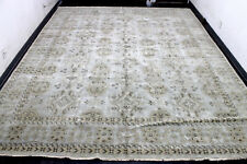 New listing 12X15 Exquisite Mint New Palace Hand Knotted Wool Oushak Turkish Oriental Rug