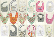 Baby Bibs Lot Of (18); used, clean