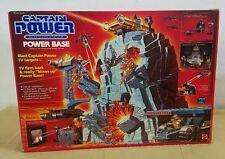 1987 Captain Power POWER BASE No. 4402 Mattel NOS Unopened Vintage