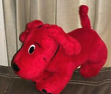 "Scholastic Clifford The Big Red Dog 10.5"" Plush Stuffed Animal Toy"