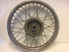 Yamaha Dt Dt125 Dt175 At1 At2 At3 Ct1 Ct2 Ct3 Rear Back Wheel Rim Hub Sprocket
