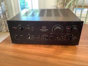Sansui au-717 integrated amplifier. JAPAN.