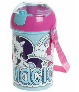 Kamparo Pop-up Cup My Little Pony 430 Ml Pink/blue