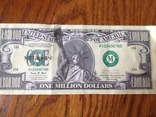 Thanks a Million Dollar Bills - 100 bill Pack - Fake Play Novelty Money