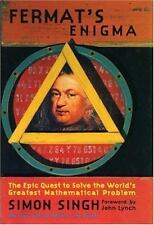 Fermat's Enigma: The Epic Quest to Solve the World's Greatest...  (ExLib)