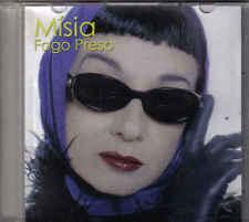 Misia-Fogo Preso Promo cd single