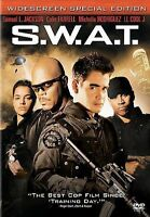 S.W.A.T. (DVD, 2003, Widescreen Special Edition) Brand New! Free Shipping