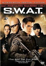 S.W.A.T. (DVD, 2003, Widescreen Special Edition) Colin Farrell - NEW/SEALED