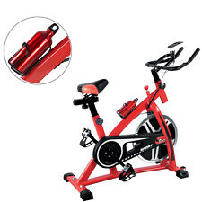 New Bicycle Cycling Fitness Gym Exercise Stationary Bike Cardio Home Indoor Red