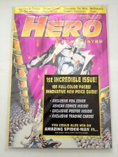 hero illustrated # 1 , 1993