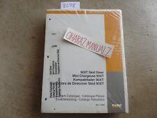 Case 90xt Skid Steer Parts Catalog Manual 7 9161na