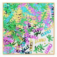 Luau Palm Tree Confetti 1/2 oz