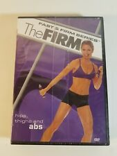 The Firm 2 Dvd Set Factory Sealed: Hips, Thighs & Abs, Express Cardio