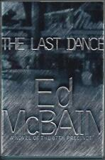 The Last Dance: A Novel of the 87th Precinct Ed McBain SIGNED First Edition