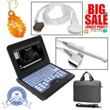 Portable Laptop Ultrasound Scanner Machine Convex/Transvaginal 2 Probes CMS600P2