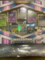 Pokemon Magearna Mythical Collection Box Sealed TCG 5 Packs 7 Foil Holo Promo