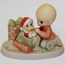 """Precious Moments """"There's Nothin' To It When It Comes To You� Figurine 710038"""