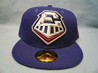 New Era 59fifty Round Rock Express Grand Logo Sz 8 BRAND NEW Fitted cap hat MiLB