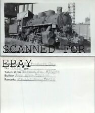 Aug 1958 Alabama By Products Corp #4030 Tarrant ALA Alco VINTAGE RAILROAD PHOTO