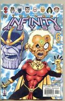 Thanos Infinity Abyss #6-2002 vf- 7.5 Jim Starlin Giant-Size Last Issue Marvel